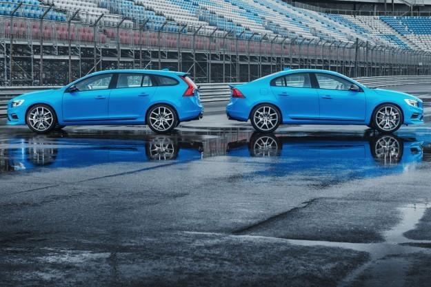 Volvo S60 i V60 Polestar /