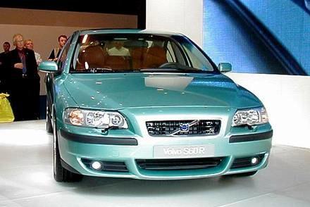 Volvo S60 R / Kliknij /INTERIA.PL