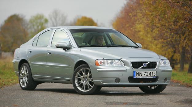 Volvo S60/V70 (2000–2009) /Motor