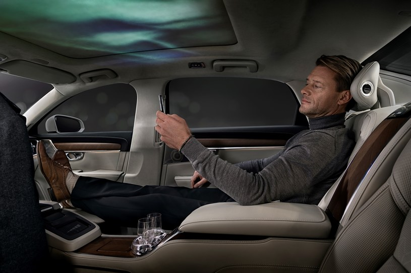 Volvo S90 Ambience Concept /