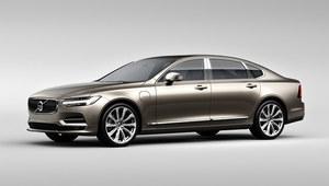 Volvo S90 Excellence - szczyt luksusu