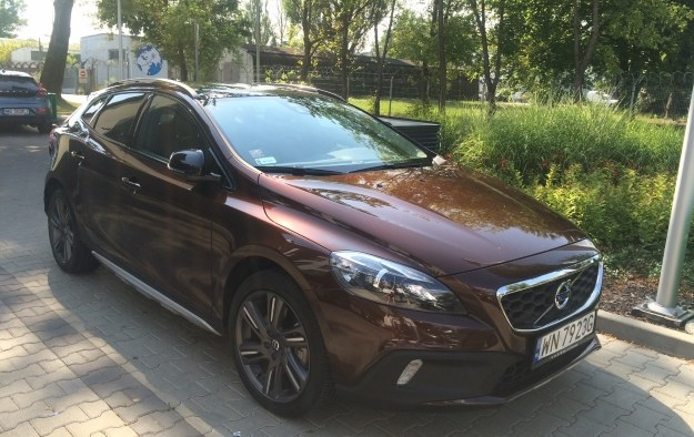 Volvo V40 Cross Country /INTERIA.PL