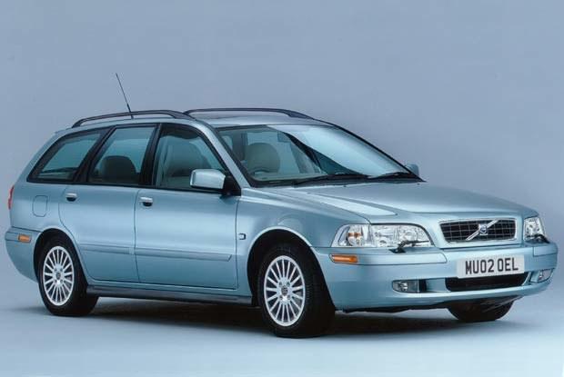 Volvo V40 (kliknij) /INTERIA.PL