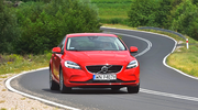 Volvo V40 T3 Geartronic Momentum - test