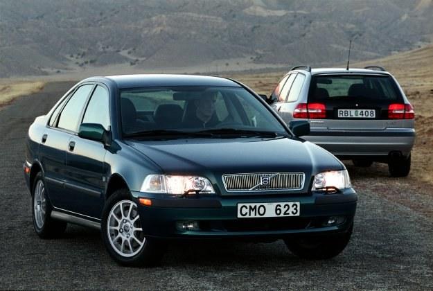 Volvo V40 zadebiutowało w grudniu 1995 roku. Sedana zaprezentowano kilka miesięcy wcześniej /