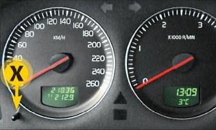 Volvo V70 (2000-2007) /Motor
