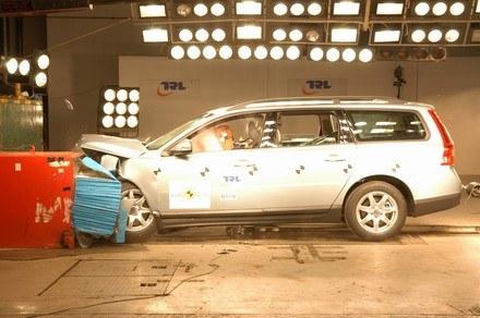 Volvo V70 / Kliknij /INTERIA.PL