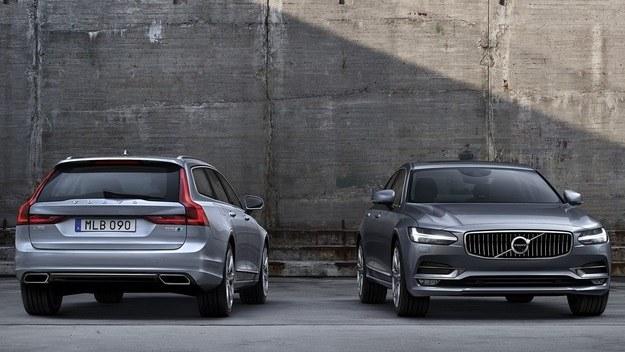 Volvo V90 i S90 Polestar /Volvo