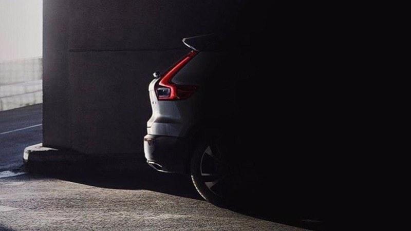 Volvo XC40 zadebiutuje na salonie we Franfurcie we wrześniu /