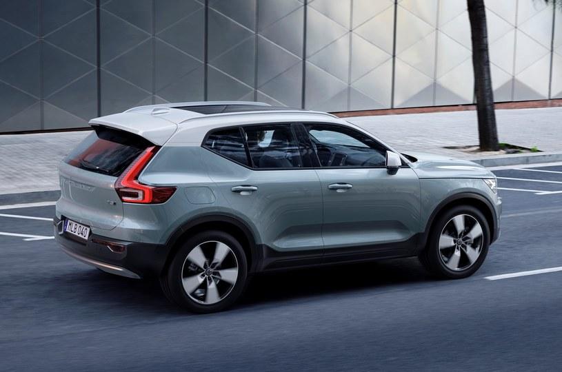 Volvo XC40 /