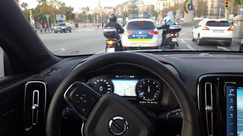 Volvo XC40 /INTERIA.PL