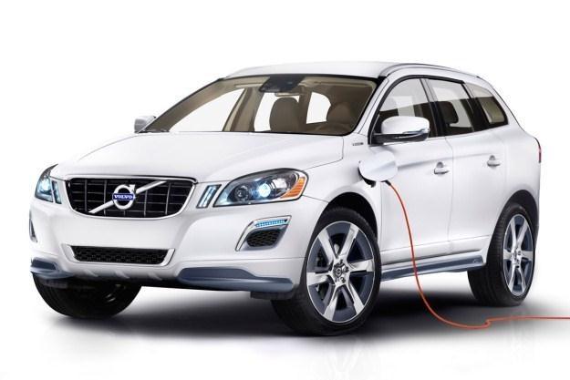Volvo XC60 plug-in hybrid concept /INTERIA.PL