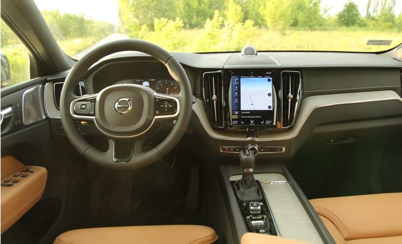 Volvo XC60 T6 /INTERIA.PL
