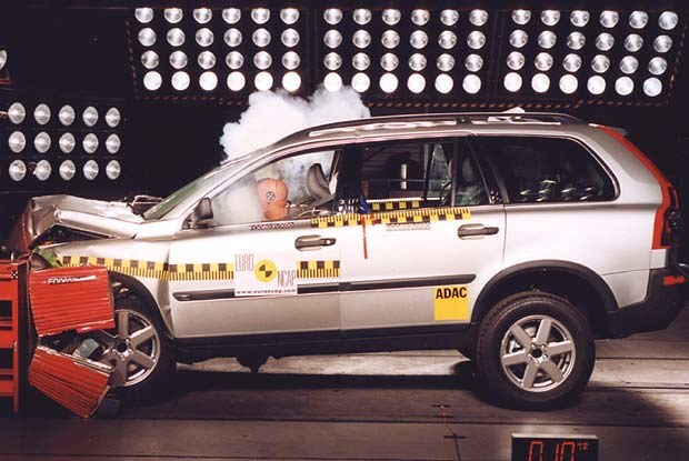 Volvo XC90 (kliknij) /INTERIA.PL