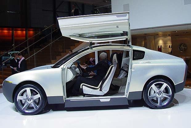 Volvo YCC (kliknij) /INTERIA.PL