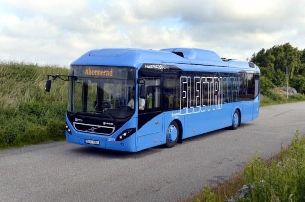 Volvobus pojawi się na ulicach Göteborga najpóźniej w 2015 r. /materiały prasowe