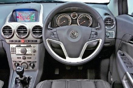 """Vouxhall astra / Kliknij /tygodnik """"Motor"""""""