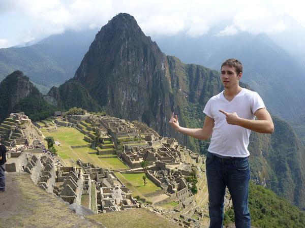 L'Empire Inca, Machu Picchu, Pérou