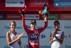 Vuelta a Espana: Michał Kwiatkowski wycofał się
