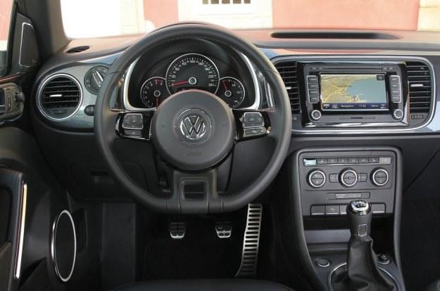 VW beetle /