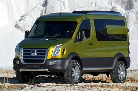 VW concept atacama / Kliknij /INTERIA.PL