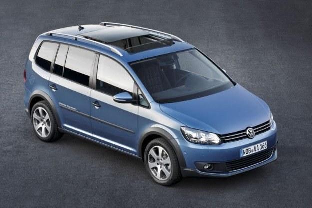 VW cross touran /
