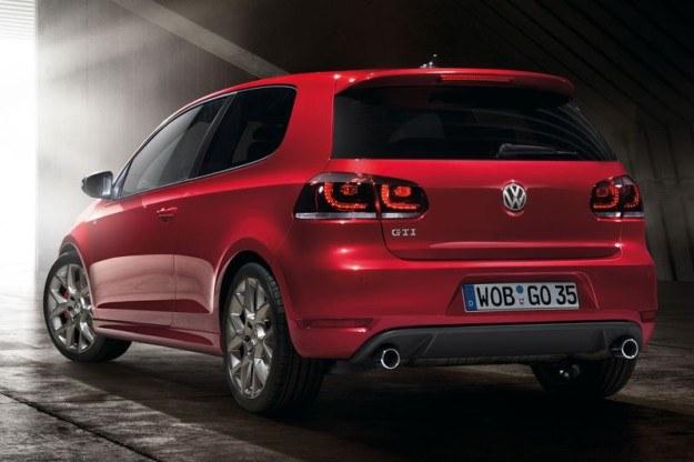 VW golf GTI edition 35 /