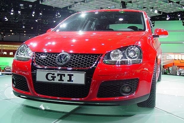 VW Golf GTI (kliknij) /INTERIA.PL