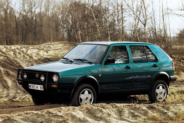 Vw golf II country /
