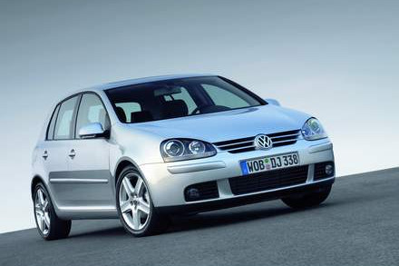 VW golf / kliknij /INTERIA.PL