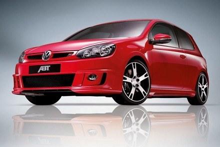 VW golf od ABT /