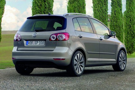 VW golf plus po liftingu /
