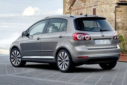VW golf plus /
