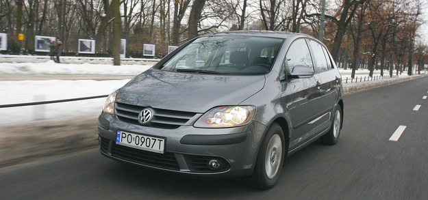 vw golf plus /Motor