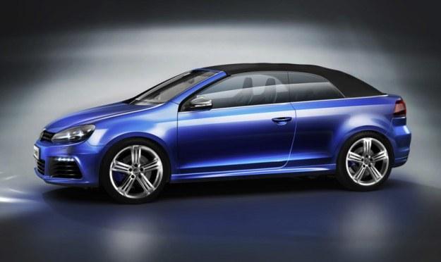 VW golf R cabrio /