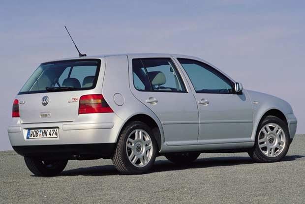 VW Golf TDI (kliknij) /INTERIA.PL