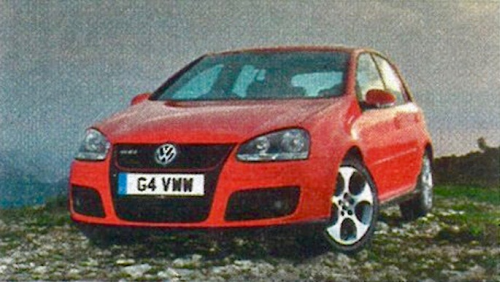 VW Golf V GTI /Volkswagen