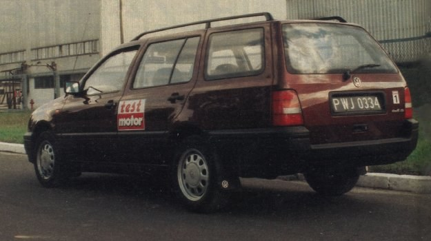 VW Golf Variant /Motor