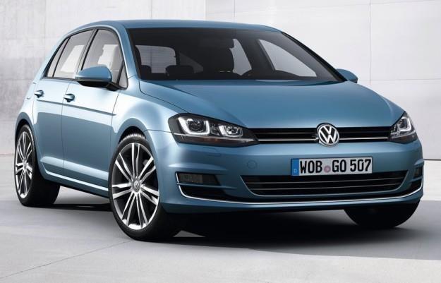 VW Golf VII /
