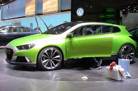 VW iroc / Kliknij /INTERIA.PL