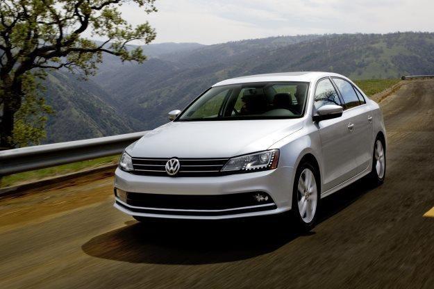 VW Jetta po liftingu /