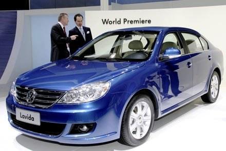 VW lavida /AFP
