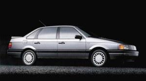 VW Passat (B3) - zmiana orientacji