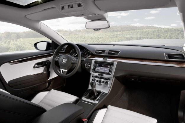 VW passat CC po liftingu /