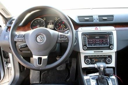 VW passat CC /INTERIA.PL