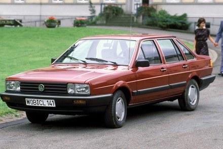 VW passat II generacji /