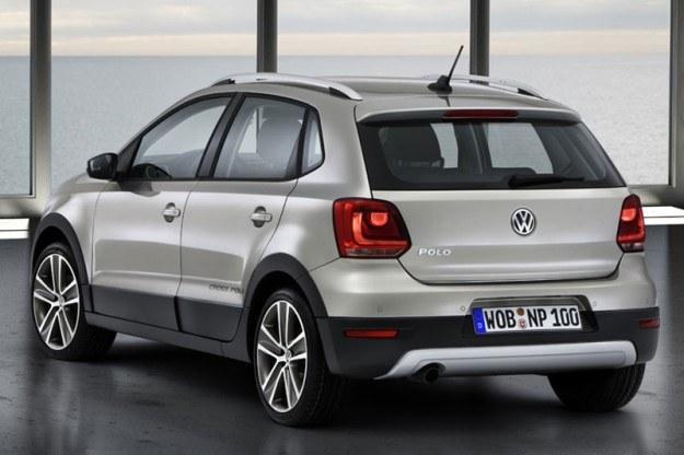 VW polo cross /