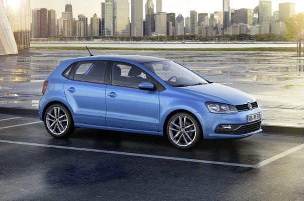 VW Polo po liftingu /