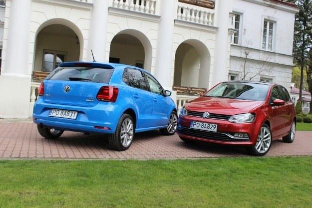 VW polo po liftingu /INTERIA.PL
