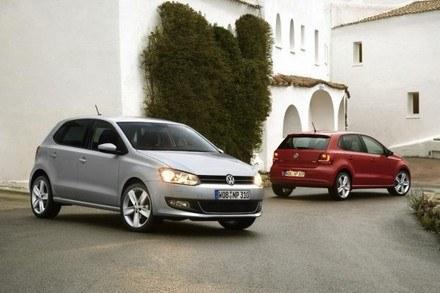 VW polo - Samochód roku 2010 /